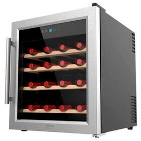 cecotec-grand-sommelier-1600-silencewood-vinoteca-16-botellas