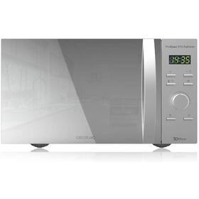 cecotec-proclean-9110-full-inox-microondas-con-grill-30l-1000w