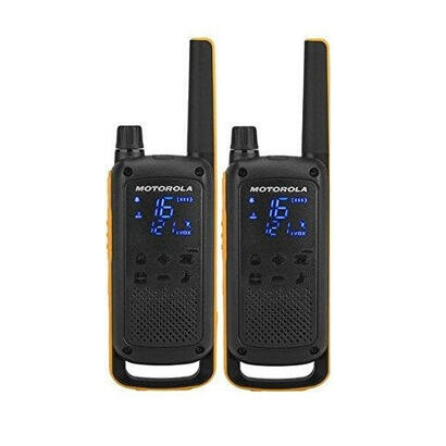 motorola-t82-extreme-rsm-negro-amarillo-pareja-walkie-talkies-con-altavoces