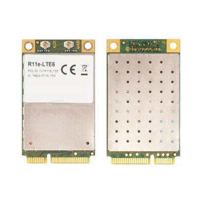 mikrotik-r11e-lte6-minipci-e-card-category-6-lte-2x-ufl