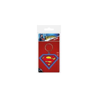 llavero-dc-superman-shield