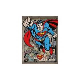 lienzo-comics-superman-30x40cm