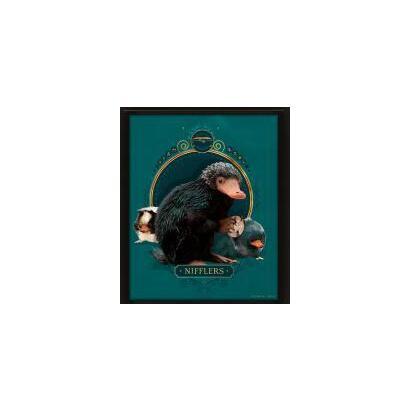 cuadro-3d-nifflers-fantastic-beasts-the-crimes-of-grindenwald