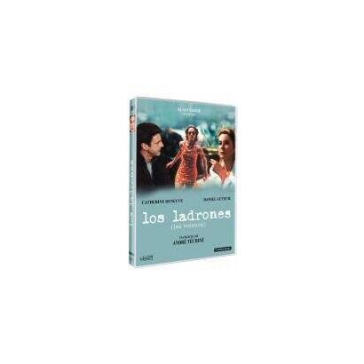 los-ladrones-les-voleurs-dvd