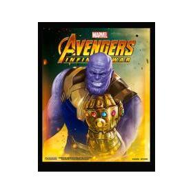 cuadro-3d-thanos-avengers-infinity-war