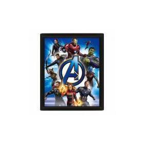 cuadro-3d-to-action-avengers-endgame