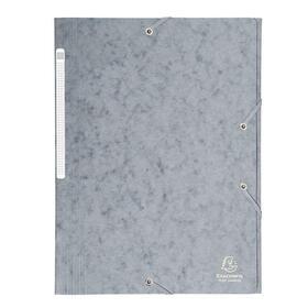 exaclaira-carpetaa-de-gomas-de-carton-a4-gris-3-solapas-hasta-150-hojas-de-80-gr-24x32-cm