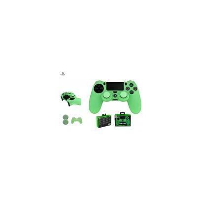 silicona-mando-verde-grips-fr-tec
