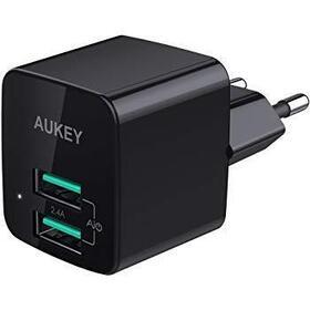 cargador-de-pared-aukey-pa-u32-usb-negro