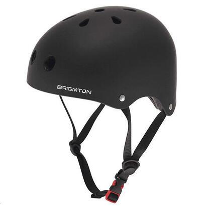 brigmton-bh-1-n-negro-casco-patin-acolchado-interior-cierre-clip-talla-ajustable