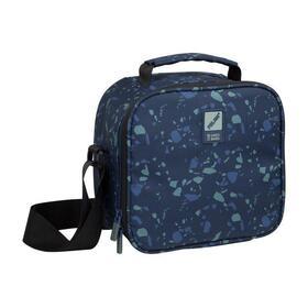 nevera-bolsa-isotermica-porta-alimentos-milan-terrazo-blue-color-azul-marino-3-recipientes-capacidad-35l-bolsillo-interior-crema