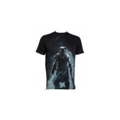 camiseta-skyrim-dragonborn-xl
