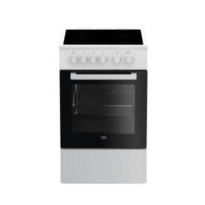 beko-fss57000gw-cocina-independiente-negro-blanco-ceramico-a