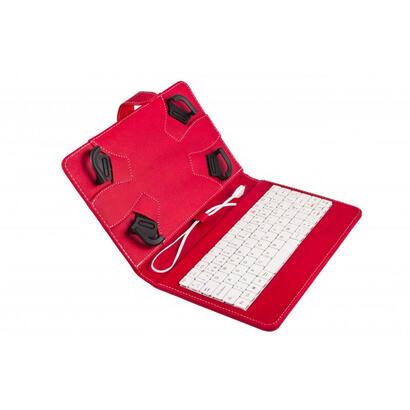 funda-tablet-universal-silver-ht-7-8-con-teclado-por-cable-rojo-blanco