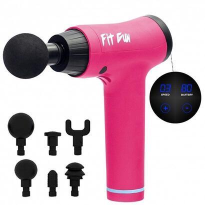 woxter-fit-gun-pistola-de-masaje-de-percusion-rosa