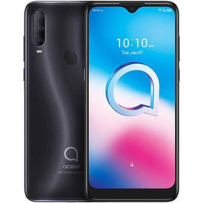 smartphone-alcatel-3l-dark-chrome-622pulgadas-octa-core-64gb-rom-4gb-ram-4852mpx-8mpx-4g-dual-sim-lector-huella