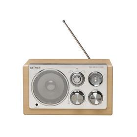 denver-radio-portatil-tr-61-lightwood-retro-madera