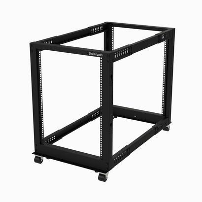 startechcom-rack-de-marco-abierto-de-15u-de-4-columnas-de-profundidad-ajustable