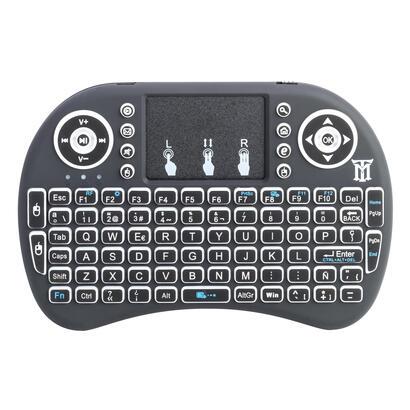 teclado-maillon-smart-tv-wireless-negro