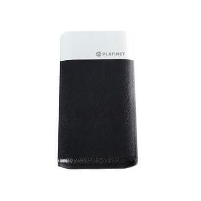 platinet-power-bank-5000-2a-poly-slim-cuero-negro