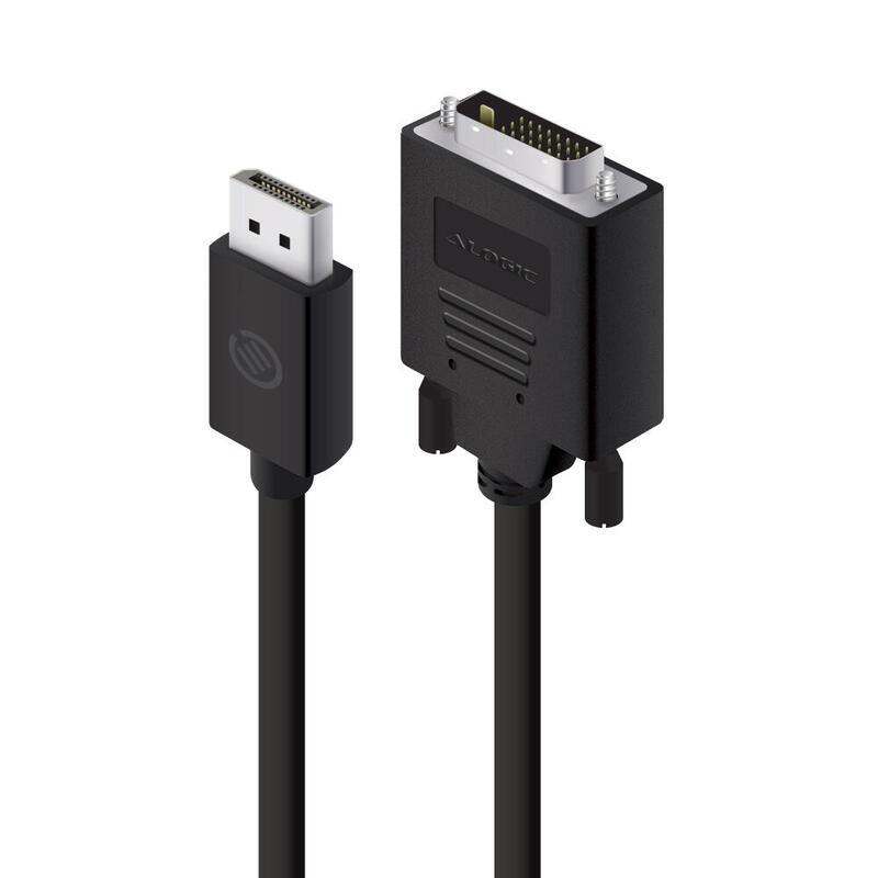 alogic-eldpdv-02-cable-displayport-2-m-negro