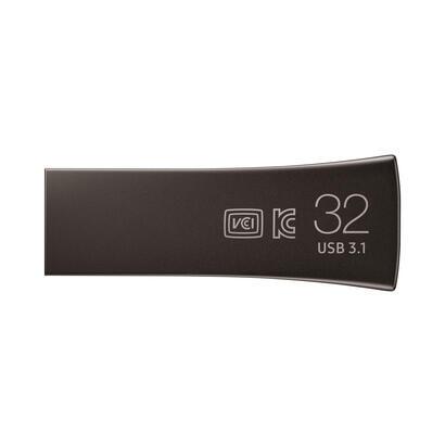 samsung-bar-plus-32-gb-usb-tipo-a-32-gen-1-31-gen-1-300-mbs-sin-tapa-plata