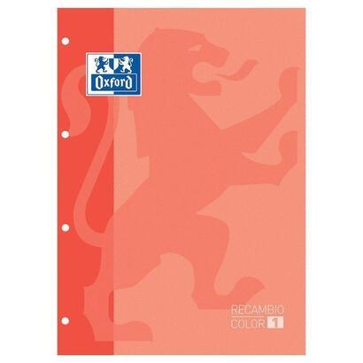 recambio-oxford-classic-color-1-melocoton-cuaderno-a4a4-80-hojas-90-gramos-4-taladros-cuadricula-55-enmarcado