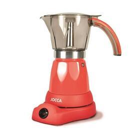 cafetera-italiana-electrica-jocca-5449r-roja-sistema-siempre-caliente-jarra-transparente-6-tazas-gira-360-sobre-su-base