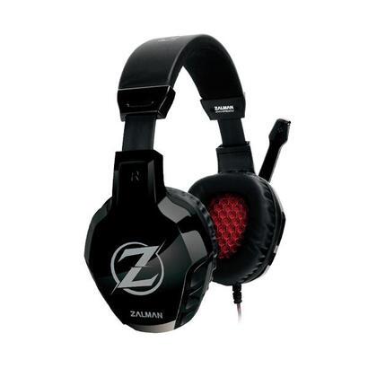 zalman-auriculares-gaming-zm-hps300-zalman-zm-hps300-pcjuegos-20-canales-binaural-diadema-negro-alambrico