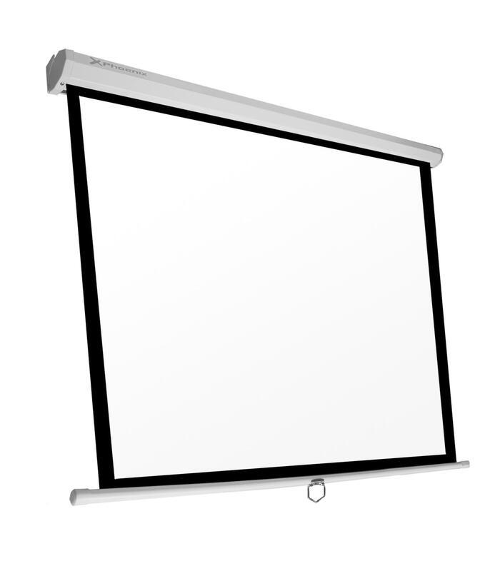 phoenix-pantalla-manual-videoproyector-pared-y-techo-112-ratio-11-169-43-2m-x-2m-posicion-ajustable-carcasa-blanca-tela-super-re