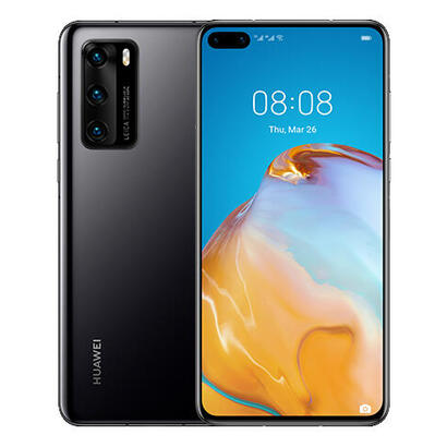 smartphone-huawei-p40-1288gb-black-huawei-6585g-octacore8gb256gbcam-32mptof-504012mptof-sensor-huellacarga-rapidaandroid-emui