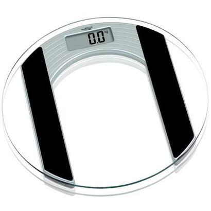 adler-ad-8122-balanza-electronica-personal-oval-negro-transparente