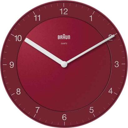 braun-bc-06-r-reloj-de-pared-de-cuarzo-analogico-rojo