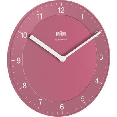 braun-bc-06-r-dcf-radio-reloj-de-pared-rojo