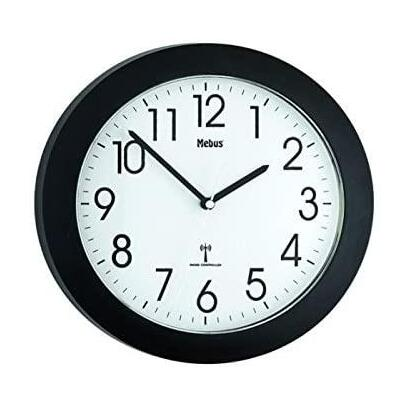 mebus-52450-reloj-de-pared-negro
