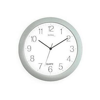 technoline-reloj-de-pared-wt-7000-quartz-wall-clock-plata-285-cm
