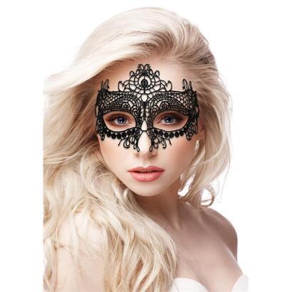 mascara-veneciana-queen-color-negro