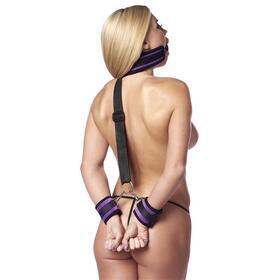 set-mordaza-y-esposas-purpura