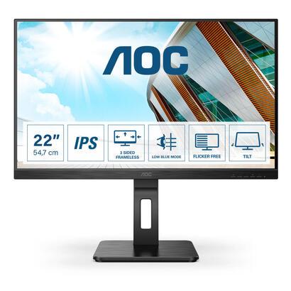 monitor-aoc-215-22p2q-1609-hdmidvidpusb-black