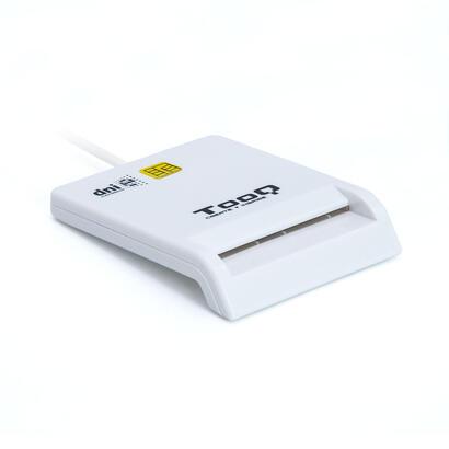 tooq-lector-tarjetas-externo-dnie-usb-20-blanco-tqr-210b