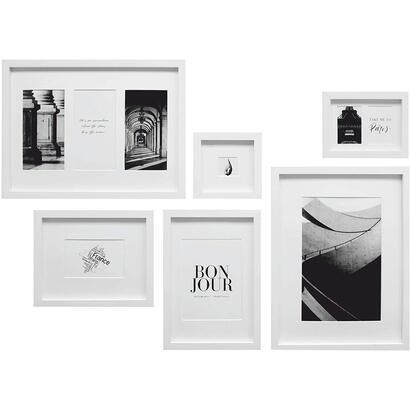 deknudt-s46yk-set-cuadro-pared-w-6-marcos-de-madera-blanca