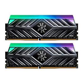 memoria-adata-dimm-ddr4-16gb-2x8gb-3200mhz-cl16-xpg-spectrix-d41-led-rgb-black