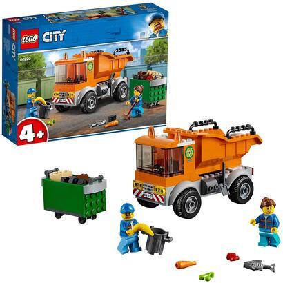 lego-city-great-vehicles-camion-de-la-basura-juguete-creativo-de-construccion-para-ninos-y-ninas-con-accesorios-y-detalles-60220