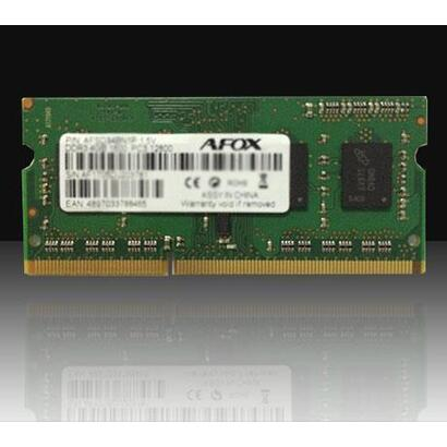afox-memoria-so-dimm-ddr3-8gb-1333-mhz