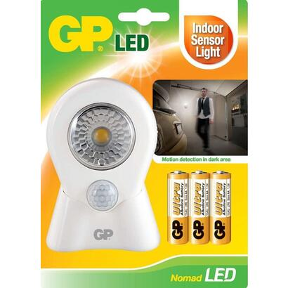 gp-lighting-053743-lame1-iluminacion-de-conveniencia-blanco-dormitorio-cochera-bateria-aa