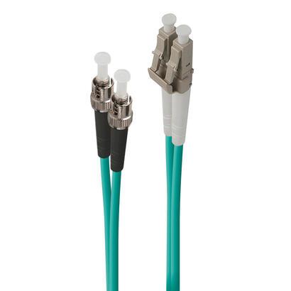 alogic-cable-fibra-optica-lc-st-multi-mode-duplex-lszh-om4-2m
