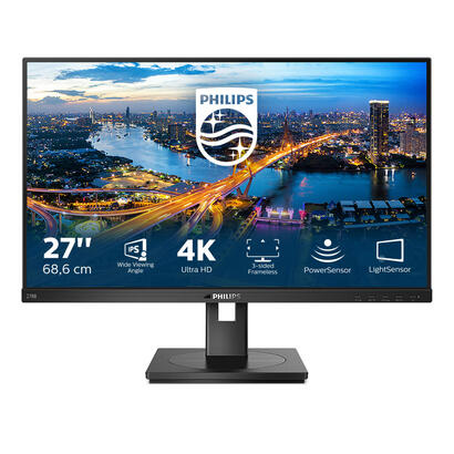 philips-b-line-278b100-led-display-686-cm-27-3840-x-2160-pixeles-4k-ultra-hd-negro