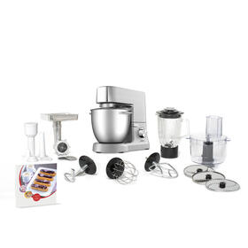 tefal-masterchef-gourmet-qb813d-robot-de-cocina-67-l-metalico-acero-inoxidable-1500-w