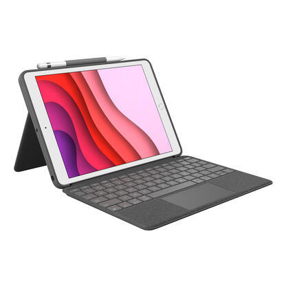 logitech-combo-touch-qwerty-nordico-touchpad-mini-18-cm-1-mm