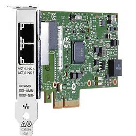hpe-adaptador-de-red-361t-pcie-20-x4-perfil-bajo-gigabit-ethernet-x-2-paraproliant-dl20-gen9-dl360-gen10-ml110-gen10-ml30-gen9-m
